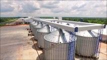 Bozkırın ortasından 7 kıta 126 ülkeye silo ihracatı - AKSARAY