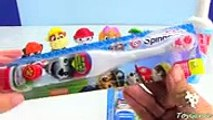 Paw Patrol Brushing Teeth with Chase and Marshall Toothbrushes by pk Entertainment HD , Tv series online free fullhd movies cinema comedy 2018