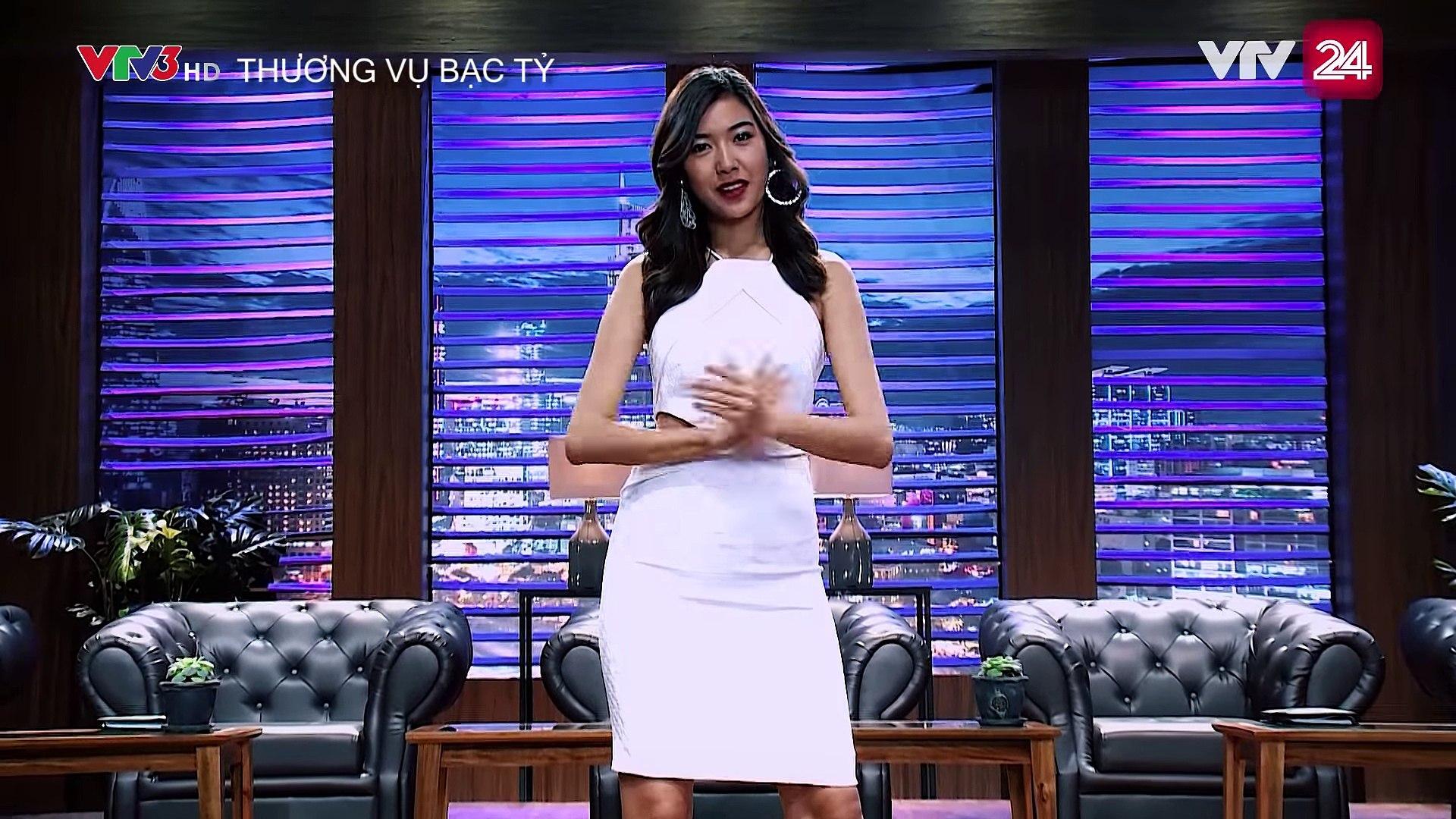 """Thương Vụ Bạc Tỷ Tập 9 FULL HD l Shark Tank Việt Nam l """"Shark"""" Vương và Thủy """"chơi liều"""" với App Liv"""