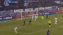 Luis Alberto Goal SPAL 0 - 1 LAZIO 06.01.2018 HD