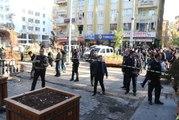 Diyarbakır'da Kafelerin Bulunduğu Binaya Bombalı Saldırı!