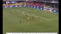Massimo Coda Fantastic Goal vs Sampdoria (1-1)
