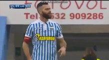 Mirco Antenucci  Goal - SPAL 2-3 Lazio 06.01.2018