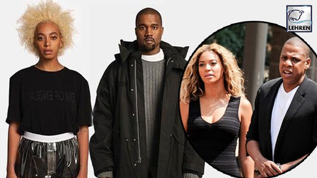 Beyonce & Jay-Z Betrayed By Solange Knowles After Modelling With Kanye West?