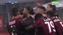 Leonardo Bonucci Goal HD - AC Milan 1-0 Crotone 06.01.2018