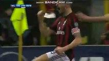 Leonardo Bonucci Goal - Milano 1-0 Crotone 06.01.2018