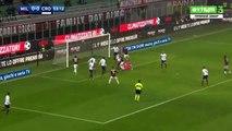 Leonardo Bonucci Goal HD - AC Milan 1 - 0 Crotone - 06.01.2018 (Full Replay)