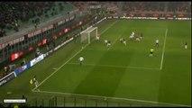 Bonucci Goal - Milan vs Crotone  1-0  06.01.2017 (HD)