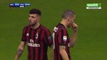 Leonardo Bonucci Goal HD -AC Milan1-0Crotone