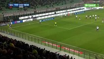 NO Goal HD - AC Milan2-0Crotone 06.01.2018