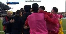 Massimo Coda Goal - Benevento 1-1 Sampdoria
