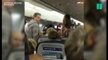 Les images de l'accrochage entre deux avions sur le tarmac de l'aéroport de Toronto