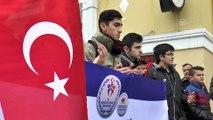 Sarıkamış Harekatı'nın 103. yılı etkinlikleri - Kars-Sarıkamış treni, Kayseri'ye geldi - KAYSERİ