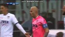 Leonardo Bonucci Goal HD - Milan1-0 Crotone 06.01.2018
