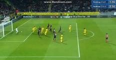 Medhi Benatia annuled Goal - Cagliari 0-0 Juventus 06.01.2018