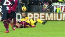 0-1 Federico Bernardeschi Goal Italy  Serie A - 06.01.2018 Cagliari Calcio 0-1 Juventus FC