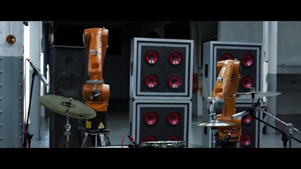 Robots Vs. Music - Nigel Stanford