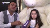 Aparıcı Nəsib Nur ilk dəfə övladları ilə kamera qarşısında - Xəzər Maqazin