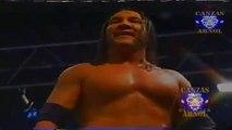 Último Guerrero, Universo 2000 & Rey Bucanero vs Canek, Hijo del Perro Aguayo & Canek Jr con Blue Demon Jr CMLL Arena Mexico 49 Aniversario