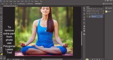 How to remove background in Photoshop CS6 in just 2 minutes _ Photoshop Tutorials