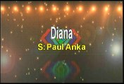 Paul Anka Diana Karaoke Version
