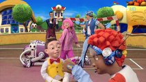 LazyTown - Bing Bang Korean HD