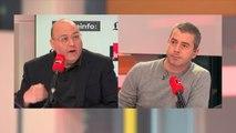 """Julien Dray : """"Je considère que notre pays ne se comporte pas bien avec les migrants"""""""