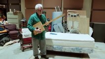 Veteran Foley artist John Roesch reveals some of the strangest audio props used in film