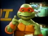 TMNT 1987 Toy Commercial 2 Sewer Sports All-Stars