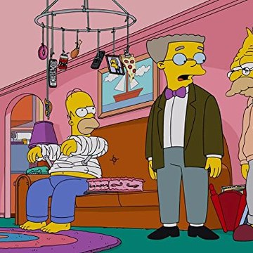 The Simpsons SEASON 29 EPISODE 10 (Leaked)