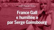 """""""Les Sucettes"""" : France Gall """"humiliée"""" par Serge Gainsbourg"""