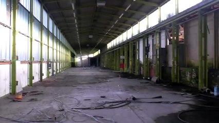 URBEX: Abandoned TT Electronics Factory Gristhorp UK