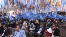 AK Parti Gençlik Kolları Kongresi - Dağ ve Ecertaş - KARAMAN