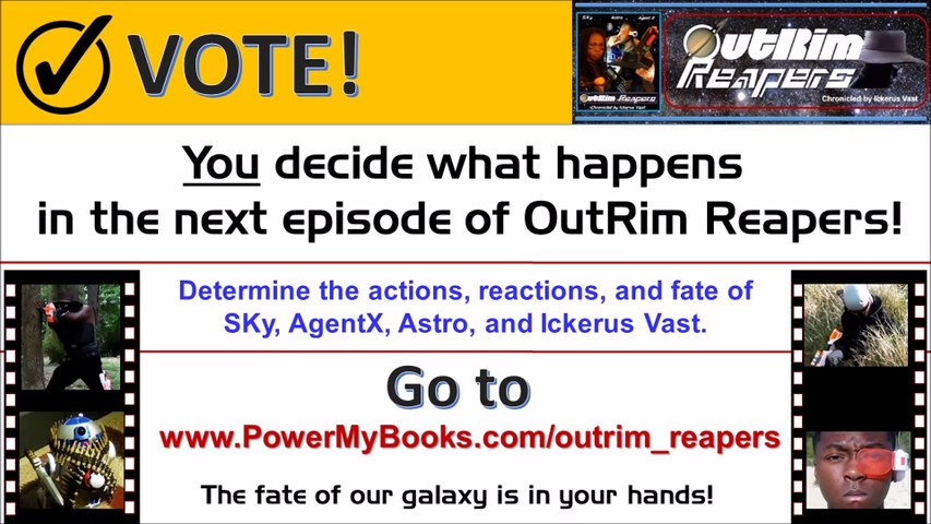 OutRim Reapers - You decide what happens next!