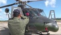 Helikopter TNI AD Hilang Kontak di Kalimantan