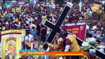 Panayam ng Bagong Pilipinas kay Fr. Jess Manabat kaugnay ng mga deboto ng Itim na Nazareno