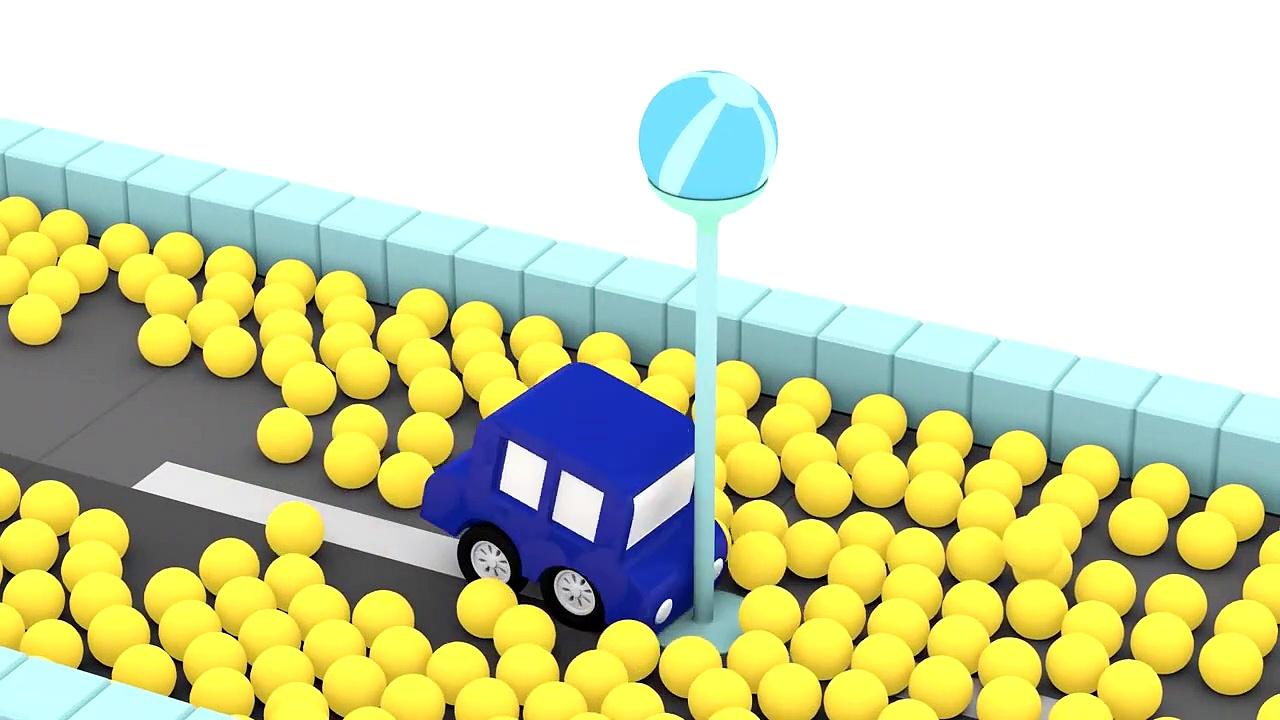 Cartoon Cars – Car School SPORTS DAY! – Cars