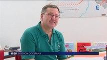 Toulouse - Jean-Michel Lattes, adjoint en charge de la culture occitane