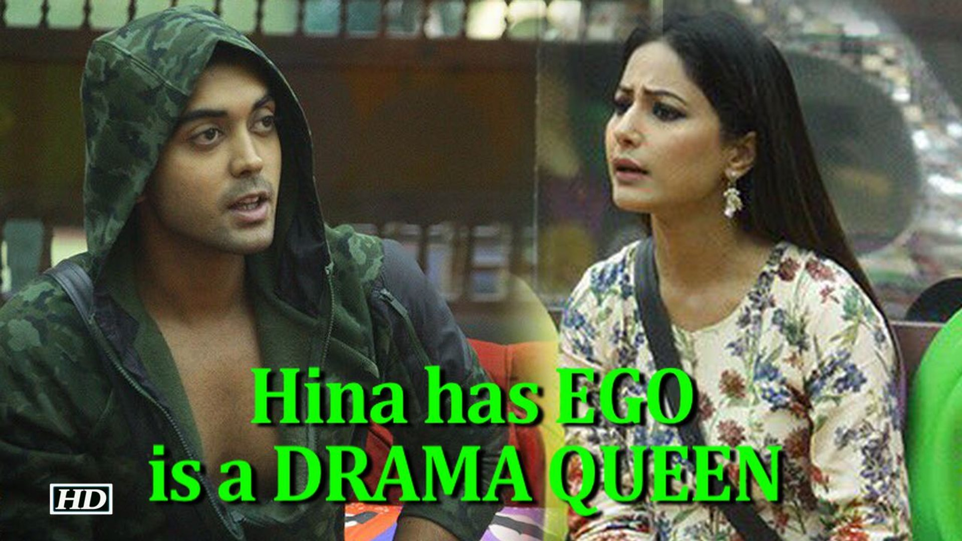 Bigg Boss 11 | Hina is a DRAMA QUEEN and has EGO: Luv