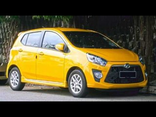 Toyota New Agya Meluncur 7 April 2017