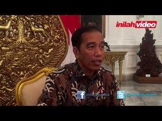 Presiden Jokowi Mengundang Inilahdotcom Ke Istana Negara