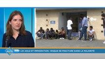 """Loi asile et immigration : """"Je ne doute pas qu'il y aura une solidarité de l'ensemble du groupe La République en marche"""", assure Aurore Bergé"""