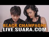 "Black Champagne Live Suara.com, DJ Mitha ""The Virgin"" dan DJ Citra Tampil Hot!"