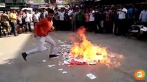 Energy and Fire Demonstrating Automatic Fire Extinguisher in Dimapur Market