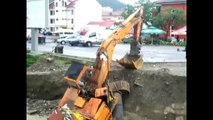 03.Heavy Excavator Caterpillar failed & Extreme Heavy Equipment Operator