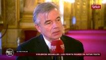 Alain Houpert souligne les cas « d'amnésie » traumatique consécutifs à des violences sexuelles