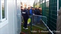 Bordeaux : les Girondins pris à partie par des supporters au Haillan