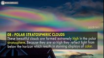 Top 10 Amazing Rare Cloud Formations