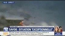 """La Savoie placée en vigilance rouge, avec des """"risques d'avalanche très forts"""""""