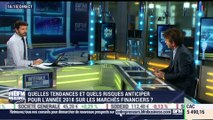 L'actu macro: quelles tendances et quels risques anticiper pour l'année 2018 sur les marchés financiers ? - 08/01
